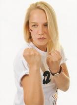 Sarah Fröhlich WM 2014